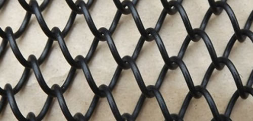 Chain Link Mesh, Spark Mesh, Fireplace Mesh Curtains ...