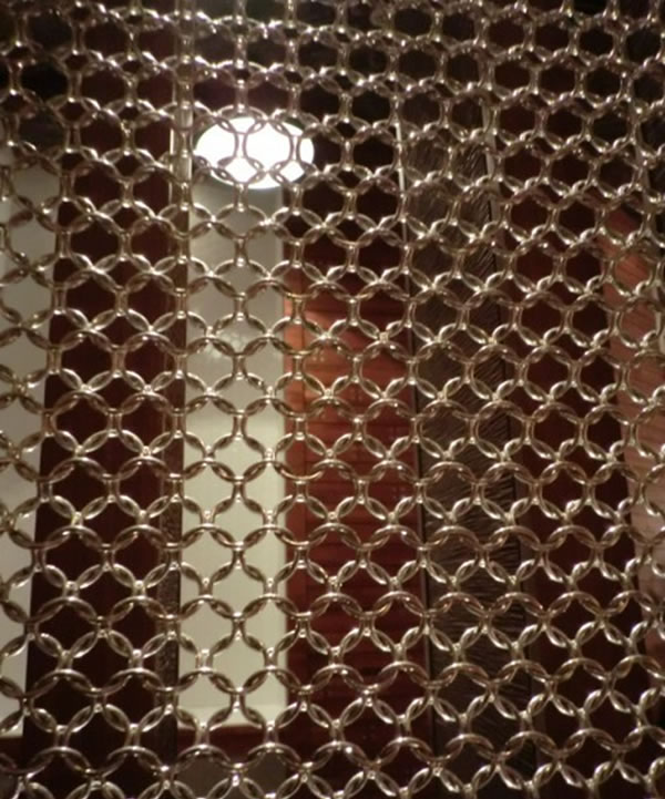 Metal Mesh Curtain Fabric